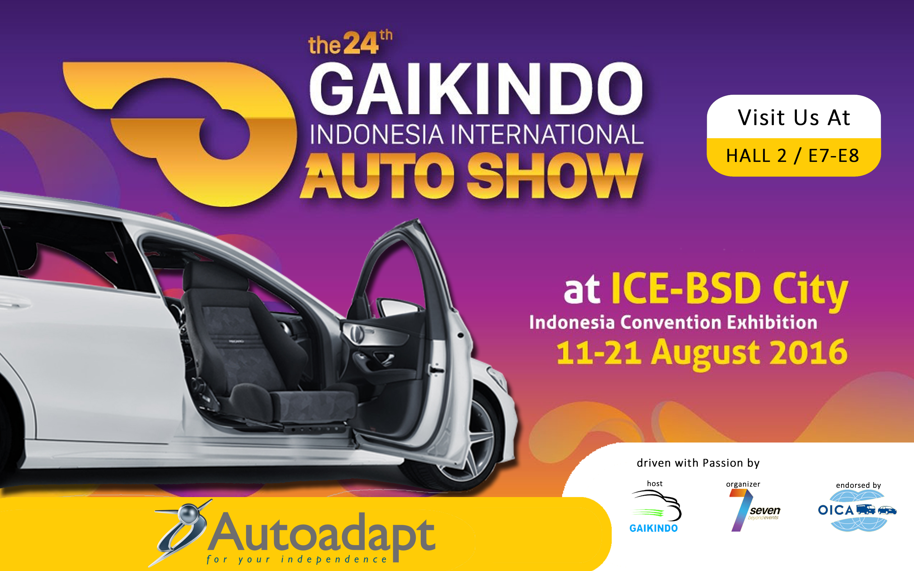 Autoadapt Will Launch Turny Low Vehicle At GIIAS 2016 In Indonesia