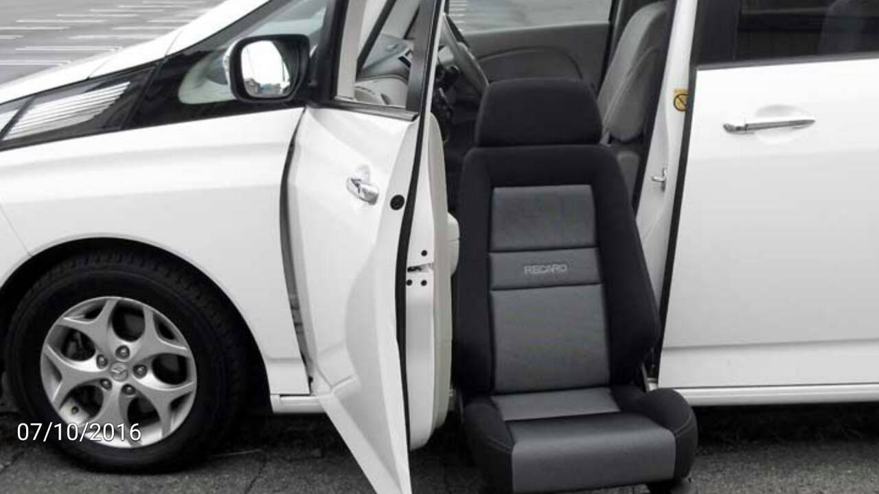 Turny Evo X Mazda Biante