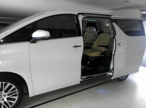 Turny Evo x Toyota Alphard