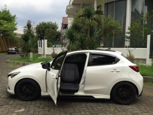 Turny Low Vehicle x Mazda 2 Skyactiv