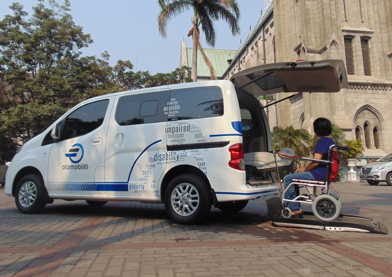 Transportasi Publik Yang Ramah Bagi Penyandang Disabilitas
