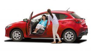 Mazda Welfare x Mazda 2 Skyactiv