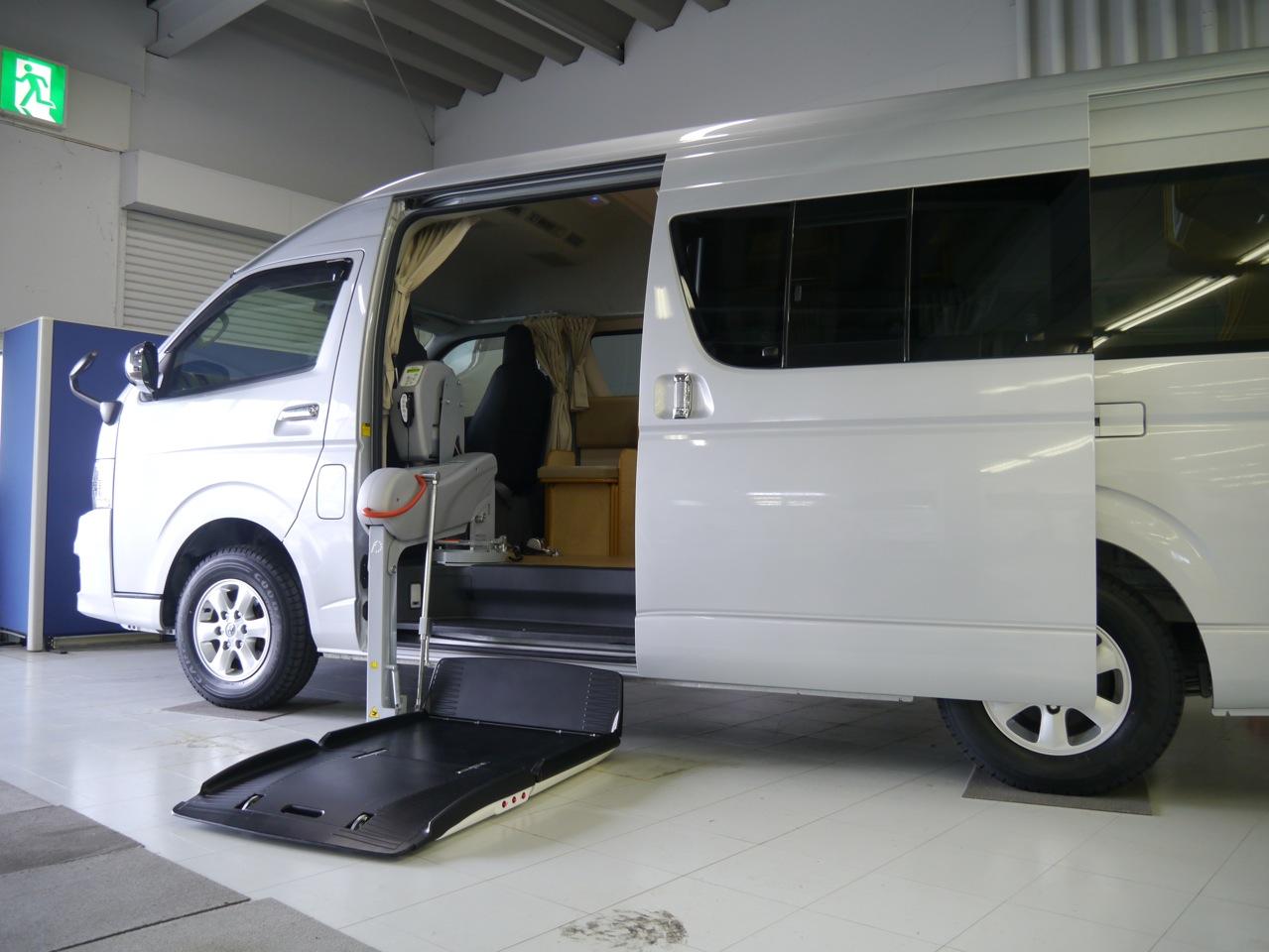 Welcab Toyota 5